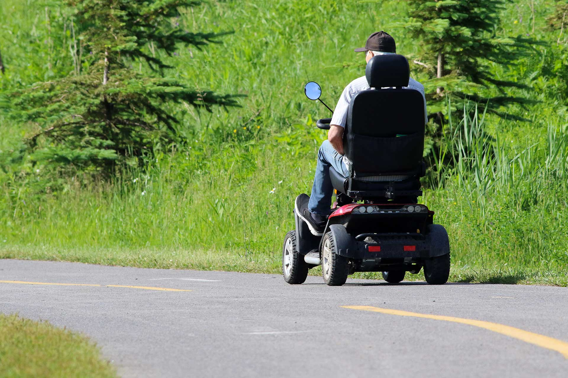 Assurance fauteuil roulant électrique
